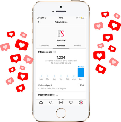 conseguir seguidores sin seguir a nadie instagram